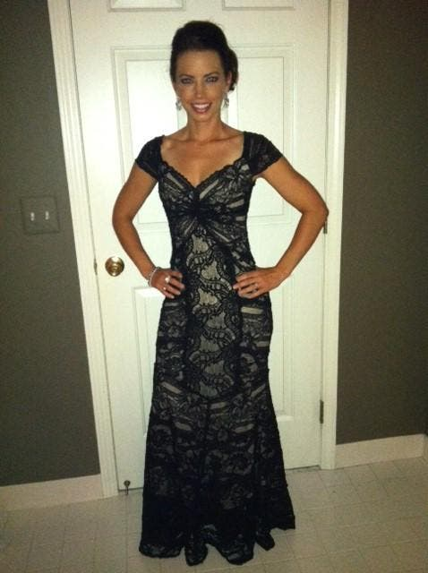 Rent Tempted By You Gown From Nicole Miller 220752 Rent The Runway