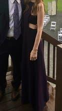 Elderberry Side Cut Out Gown By Jill Jill Stuart For 75