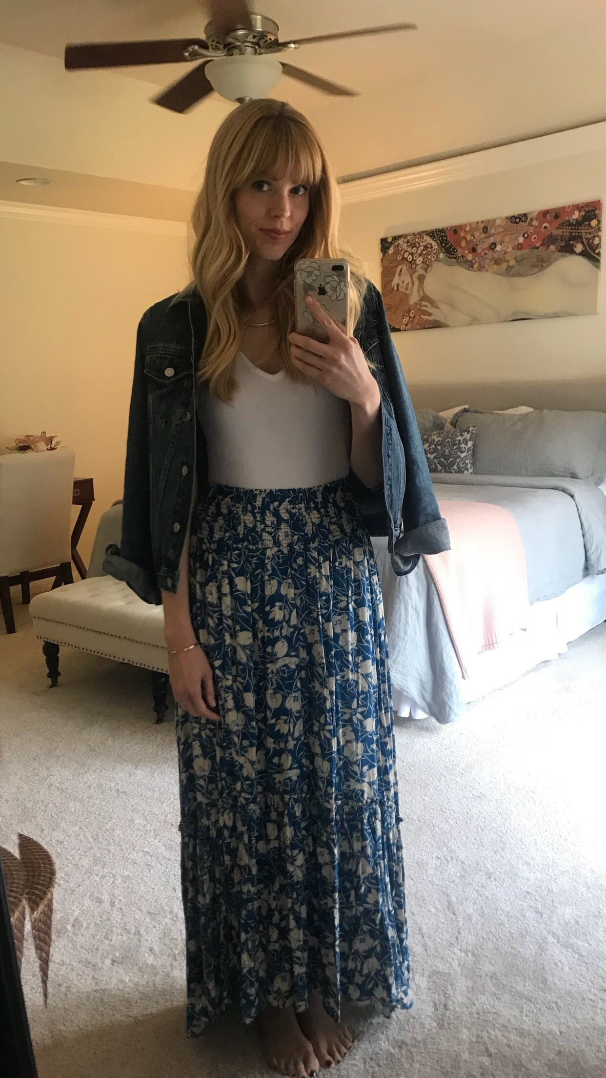 Way Of The Wind Skirt By Free People For 30 Rent Runway Petal Olive