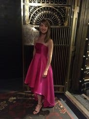 Fuchsia Peek Around Gown By Slate Amp Willow For 67 Rent