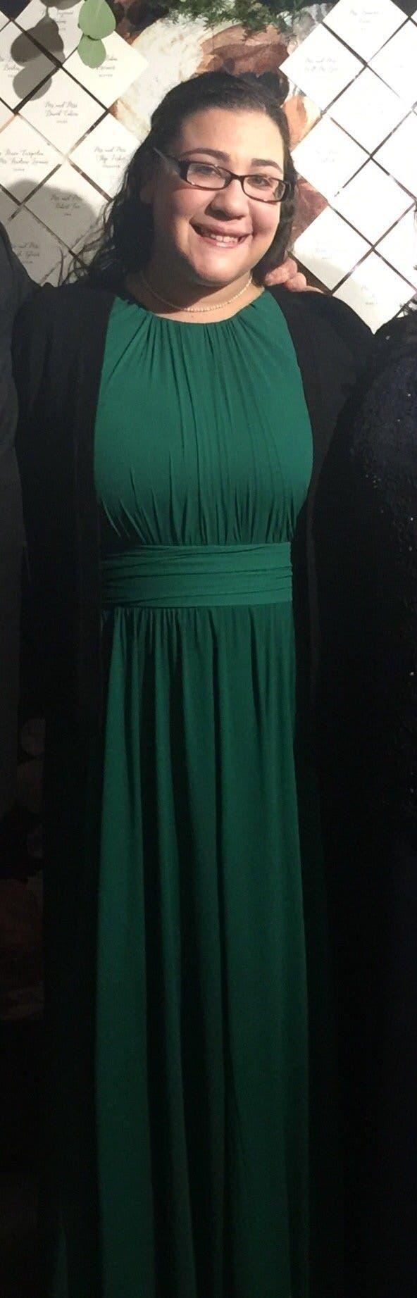 Rent Fluorite Emerald Gala Gown from Badgley Mischka - 298186 | Rent ...