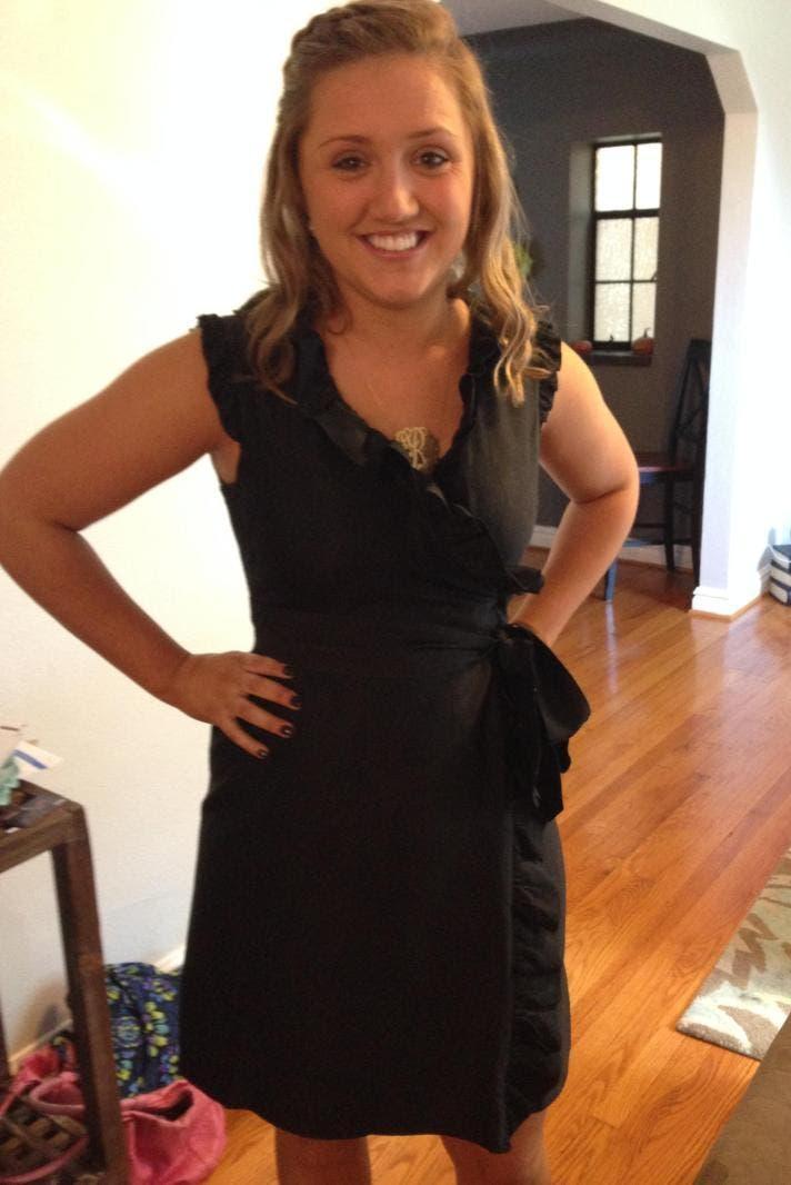 Rent Aubrey Wrap Dress From Kate Spade New York 113662 Rent The Runway
