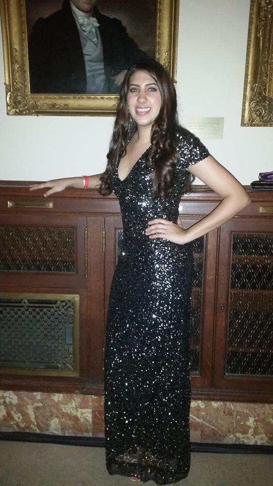 3de129cf63 Rent Midnight Sequin Stars Gown from Nicole Miller - 305098