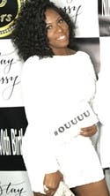 White Carlene Dress By Dress The Population For 50 Rent